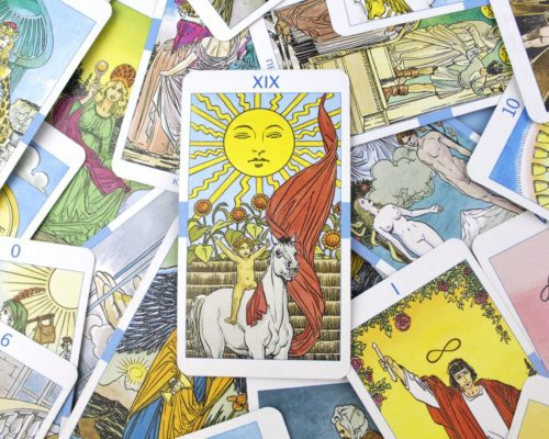 10/14, 7:00-9:00 PM (PST) Introduction to the Tarot (5 classes)